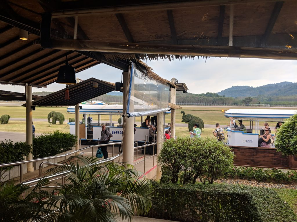 Trat Airport Amenities